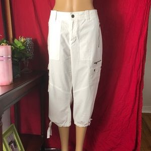 Ralph Lauren women cargo pants Sz 6